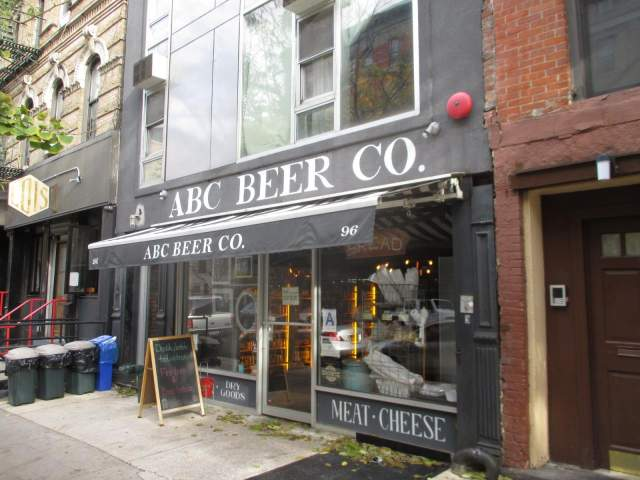 Image of Alphabet City - ABC Beer Co.