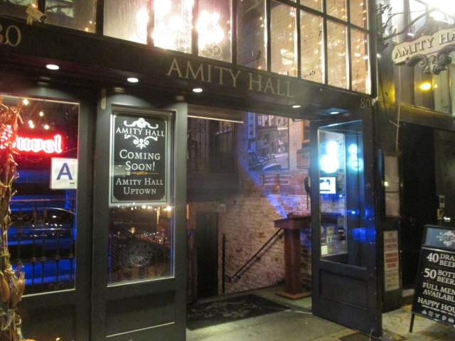 Image of Amity Hall (Greenwich Village)