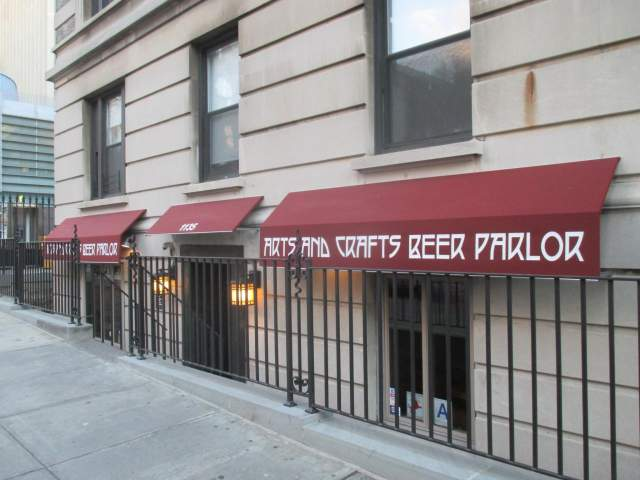 Image of Arts and Crafts Beer Parlor (