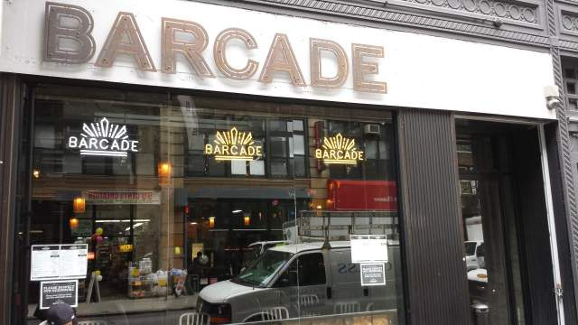 Image of Barcade (New York)
