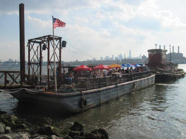 Image of The Brooklyn Barge