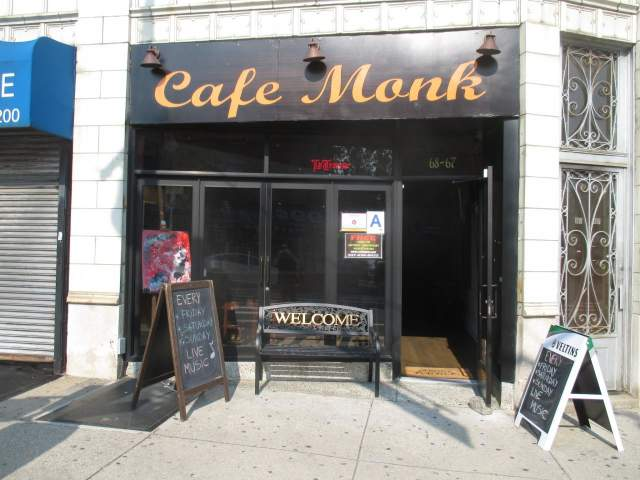 Image of Cafe Monk (formerly The Monk)