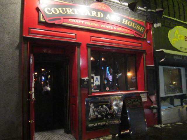 Image of Courtyard Ale House