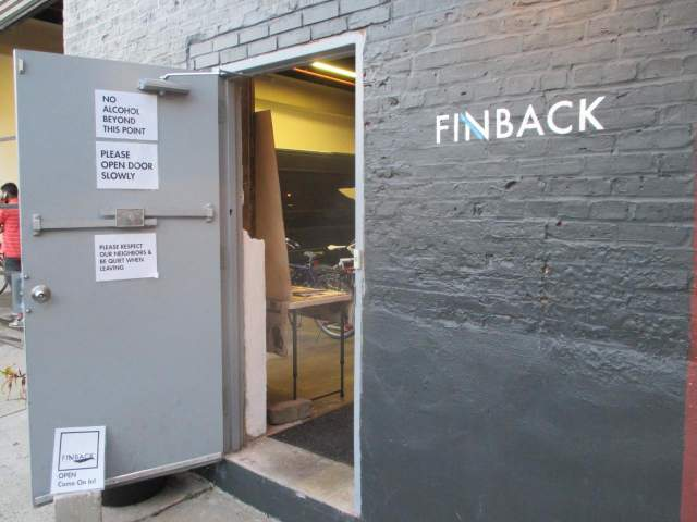Image of Finback Brewery