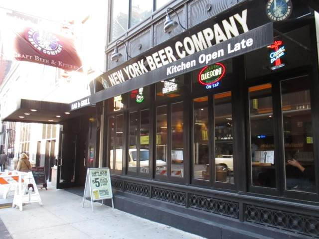 Image of New York Beer Company